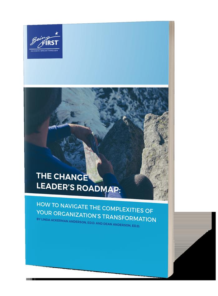 Free PDF - The Change Leader's Roadmap