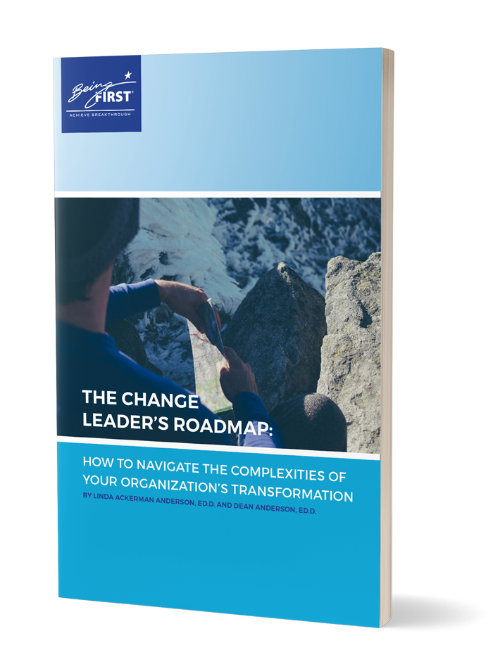 Free PDF - The Change Leader's Roadmap