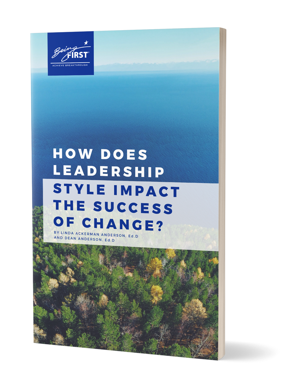 How Do Leadership Styels Impact the Success of Change Management? - Resource