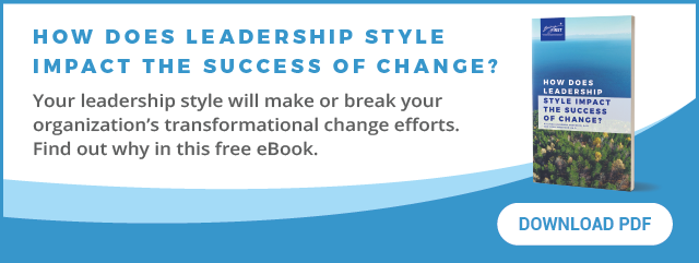 How Does Leadership Style Impact the Success of Change?